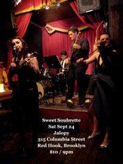 Sweet Soubrett Jalopy